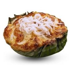 Rice cake or Bibingka is a traditional food served during Christmas in the Philippines. Starting on December 16, every church in the islands of...
