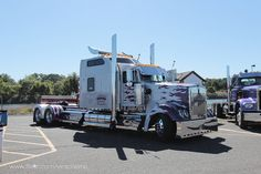 kenworth w900l | Kenworth W900L | Flickr - Photo Sharing!