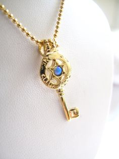 Kabbalah jewelry Ani le Dodi I Am Beloved My Beloved is Mine Gold opal Key necklace star david jewish amulet evil eye hamsa hebrew luck on Etsy, $49.00