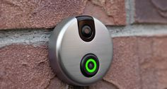 Oh Gizmo - Doorbell with built in camera and intercom so you can see who is at the door!
