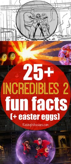 83ee492207 25+ Incredibles 2 Fun Facts from the Pixar Animators + Easter Eggs