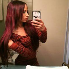 #NXT #WWE Sasha Banks #TheBoss