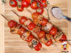 Ricette per la friggitrice ad aria » Friggitrice ad aria - Cooking Lab Actifry, Bruschetta, Vegetables, Ethnic Recipes, Food, Essen, Vegetable Recipes, Meals, Yemek