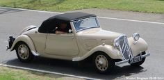 Citroën Traction Avant cabriolet