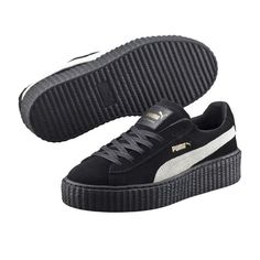 Fenty Puma by Rihanna CREEPERS ( 150) ❤ liked on Polyvore featuring shoes 100fae75f