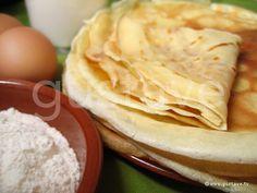 Pâte à crêpes (sans grumeaux et sans repos), la recette - Gustave
