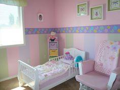 3 Yr Old Girl Rooms | One Year Oldu0027s Room, Fun Little Girlu0027s