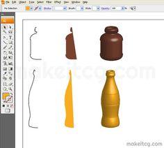 "3D Objects Using ""Revolve"" - Illustrator Tutorial"