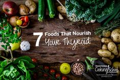 If you have hypothyroidism, Hashimoto's, or other thyroid problems, eat these 7 foods that nourish your thyroid -- so you can start healing! Hypothyroidism Diet, Thyroid Diet, Thyroid Disease, Thyroid Health, Before And After Weightloss, Thyroid Problems, Eat Right, Me Time, Plant Based Recipes