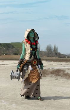 World of warcraft cosplay - Thrall (female) by ~KarlCverg on deviantART