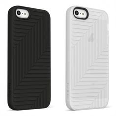 Belkin Flex Case for iPhone 2 Pack, simple , nice Cool Iphone Cases, Best Iphone, Apple Iphone 5, Packing, Organizing, Black White, Bags, Nice, Simple