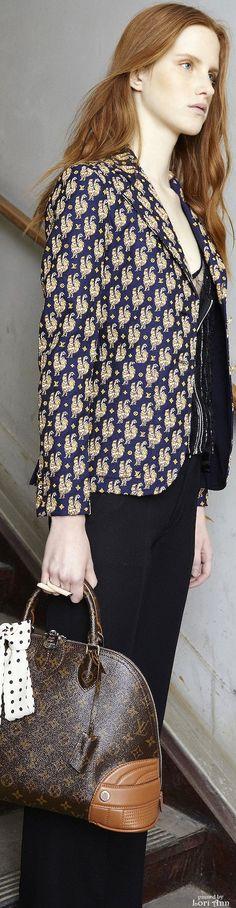 ♥Louis Vuitton Pre-Fall 2015