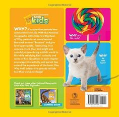 National Geographic Little Kids First Big Book of Why (National Geographic Little Kids First Big Boo