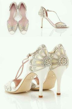 Lusting everything vintage right now! Emmy Shoes