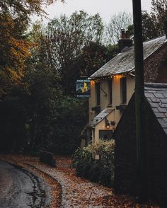 Country pubs and leaf covered lanes