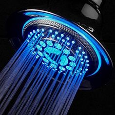 LED lights changes automatically according to water temperature        >>>>> Buy it now   http://amzn.to/2coC3hw