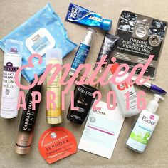 On the blog, emptied beautyproducts April 2016. Link in bio (English and Dutch). #bblog #beautyblogger #beautyproducts #boscia #bosciablackmask #karuna #biore #kardashianbeauty #sephora #eyemask #sheetmask #paulaschoice #makeuplover #skincare #healthyskin #kerastase #byterry #beautycare