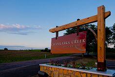 Chankaska Creek Ranch & Winery in Kasota, MN - www.minnesotawinepassport.com Member