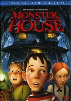 Watch Monster House DVD and Movie Online Streaming Kid Movies, Family Movies, Scary Movies, Disney Movies, Movies And Tv Shows, Movie Tv, 10 Film, Soirée Halloween, Halloween Movies