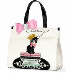 Charming Rules Tote available at #BrightonCollectibles