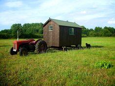 Norfolk Farm Shepherd Huts