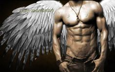 "While we're working on improving More Like This, you can help by collecting ""Angel Male"" with similar deviations. Description from deviantart.com. I searched for this on bing.com/images"