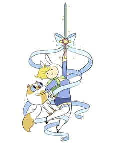 natazilla:    Boom is gonna make a Fionna and Cake 6 issue mini comic run. I'm really grateful that they're giving me the opportunity to try to create a story for them….  Fionna's gonna be getting a new sword! And Cake's eyes are going back to blue!    YES. OH MY GLOB I AM SO EXCITED.