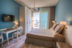 Hotel Nettuno - Cesenatico #room #deluxe #shooting #servizifotografici #design #interior #hotel #fotohotel #webreputation