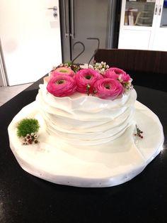 Rüschchen Torte