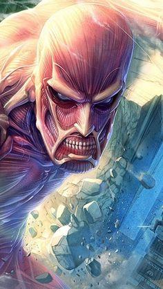 Titan Colosal - Ataque de los Titanes - Attack On Titan - Shingeki No Kyojin - Ataque a los Titanes