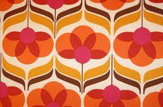 retro fabric patterns - Google Search