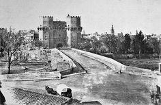 Torres de Serrano. Valencia antigua