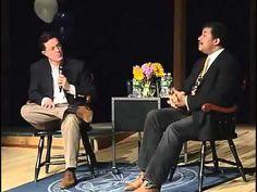 Stephen Colbert Interviews Neil deGrasse Tyson at Montclair Kimberley Academy - January 29th 2010