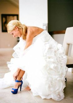 Wedding Dresses Offbeat wedding shoe ideas and how to pull them off - Wedding Party unique wedding dress Wedding Pics, Trendy Wedding, Rustic Wedding, Dream Wedding, Wedding Day, Wedding Dresses, Party Wedding, Wedding Decor, White Wedding Shoes