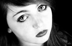 black and white close up - Google Search