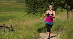 """Finding Happiness and That """"Thing"""" @skirtsports Real Transformation Story - Jennifer O."""