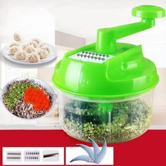 Like and share this pure awesomeness!  Get it Here ---> http://siliconekitchenhome.com/product/vegetable-cutter-hand-speedy-chopper-spiral-slicer-meat-fruit-shredder-slicer-crusher-grater-kitchen-tools/  #kitchenset #kitchentools #kitchen #buyonline #onsalenow #onsalenow #food #fruit #baking #bakingsoda #cutters #cookingtools #cookingtime #gadgets #lovetocook #lovepasta #foodlover #foodlovers #kitchenaccessories #kitchenaid #kitchenset #kitchentools #kitchenaid  #kitchenaccessories…