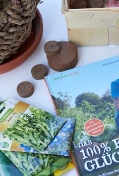 Das 100 % Ernte-Glück-Buch bietet tolle Ideen für den eigenen Garten.