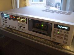 Znalezione obrazy dla zapytania nordmende cassette deck