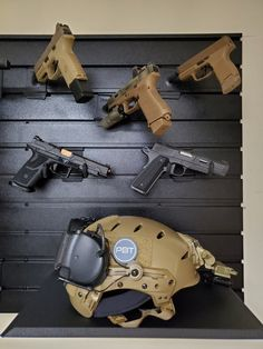 Be prepared with a Tactical Gun Wall from Hold Up Displays. Family owned and made in the USA! Tactical Wall, Tactical Gear, Shotguns, Firearms, Airsoft, Gun Safes, Gun Rooms, Slat Wall, Shtf
