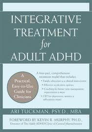 Dr. Ari Tuckman's first book on ADHD. Meant for mental health professionals, but great for non-professionals, too.