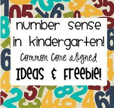 Number Sense: Numbers 0-5
