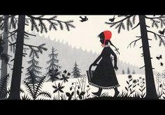Illustration by Divica Landrová, 1959