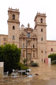 Spain Travel, Wanderlust Travel, Traveling By Yourself, Mansions, House Styles, City, Concession Stands, Paths, Palaces