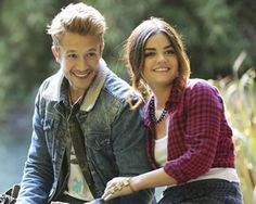Did you hear?! Nick Roux from ABC Family's Jane By Design is Aria's New Man! TV Line has the scoop!