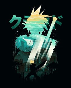 (1) THE ART OF VIDEO GAMES (@VideoArtGame) / Twitter Final Fantasy Shirt, Final Fantasy Cloud, Fantasy Art, Best Gaming Wallpapers, Animes Wallpapers, Video Game Posters, V Games, Ocean Art, Game Art