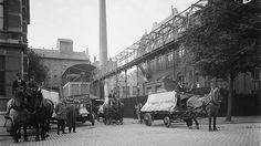 Heineken stables - History