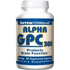 Alpha-GPC Now on PricePlow - Compare and Buy Here! http://www.priceplow.com/alpha-gpc