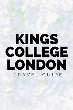 Student accommodation near Kings College London