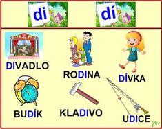 SOUHLÁSKY MĚKKÉ :: Béčko-Tc Štístkové Rodin, Family Guy, Learning, Logos, Fictional Characters, Speech Language Therapy, Studying, Logo, Teaching